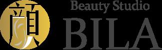 表参道の小顔エステBILAのロゴ